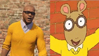 It's A Wonderful Kind Of Day! Somebody Remade The Opening To 'Arthur' In 'GTA V'.