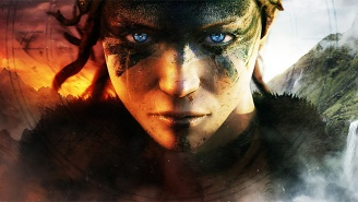 The First Gameplay Trailer For The PS4-Exclusive 'Hellblade' Is A Journey Through A Tortured Mind