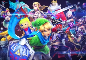 'Hyrule Warriors' Is Coming To The 3DS, And May Feature A Playable Female Link