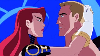 Wonder Woman Grabs Some Action In The Latest Episode Of 'Justice League: Gods and Monsters'