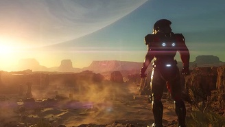Prepare To Explore An All-New Galaxy In The Just-Announced 'Mass Effect: Andromeda'
