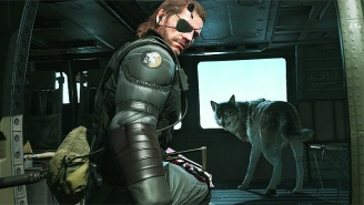 Snake And His Doggy Buddy Team Up In 40-Minutes Of New 'Metal Gear Solid V' Footage