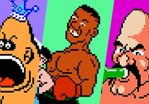 From Tomato Cans To Mike Tyson: The Definitive 'Punch-Out!!' Fighter Power Rankings