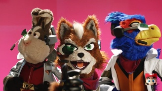 Shigeru Miyamoto Transformed Into A Muppet To Unveil 'Star Fox Zero'