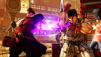 The Latest 'Street Fighter V' Trailer Details The Game's New Hard-Hitting Battle System