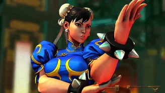 Capcom Is Blaming A Glitch For Chun-Li's New Out Of Control Breasts In 'Street Fighter V'