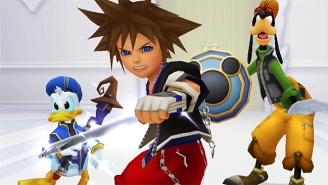 Watch Sora, Donald, And Goofy Kick Butt In The Latest Candy-Coated 'Kingdom Hearts III' Trailer