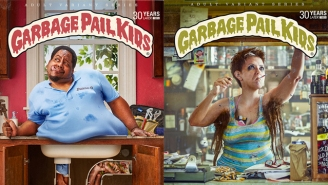 Here's What The 'Garbage Pail Kids' Look Like, 30 Years After Fame