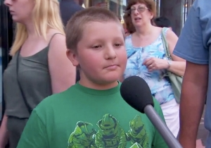 Jimmy Kimmel Found That Kids Don't Actually Have A Hard Time With Gay Marriage