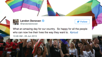 Here Are The Best Athlete Reactions To Gay Marriage Legalization