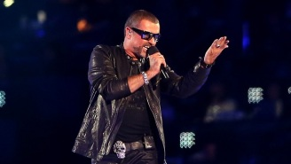 George Michael Checks Into Rehab To Treat 'Marijuana Addiction'