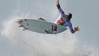 Celebrate International Surfing Day By Taking A Minute To Be Amazed By Kelly Slater