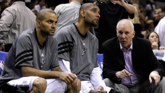Tim Duncan Will Join Gregg Popovich And Tony Parker To Woo LaMarcus Aldridge