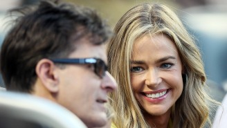 Denise Richards Responded To Charlie Sheen Calling Her The 'Worst Mom Alive'