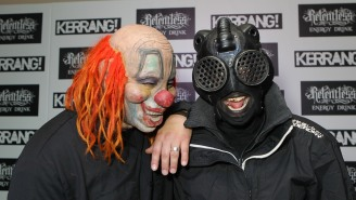 A Clown In Slipknot Called Slipknot 'The Greatest Band In The World, Period'