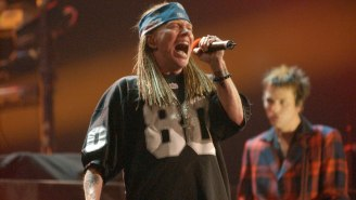 That Time Faith No More's Mike Patton Pooped In Axl Rose's Orange Juice