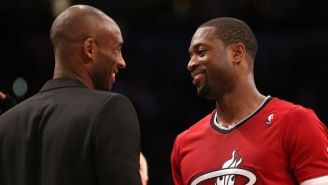 Report: There's 'Mutual Interest' Between The Lakers And Dwyane Wade