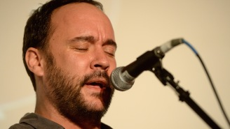 Dave Matthews Knocked On A Fan's Car Window To Ask For A Bar Recommendation