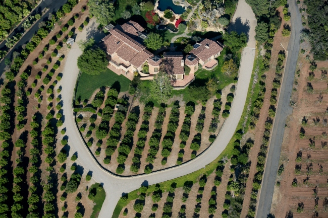 California Drought Reveals Uneven Water Usage