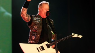 Members Of Metallica Will Play National Anthem At Game 5 Of The NBA Finals