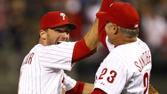 The Phillies Had The Weirdest Night Pitching Against The Orioles
