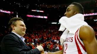 This 'Prospect' Told GM Daryl Morey He Wouldn't Play For The Rockets If They Draft Him
