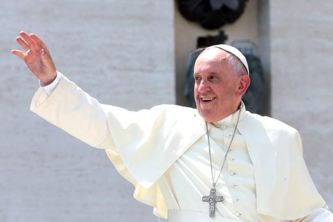 <> on June 13, 2015 in Vatican City, Vatican.