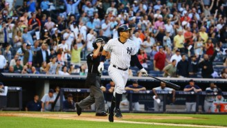 Alex Rodriguez Gets His 3,000th Hit On A Home Run