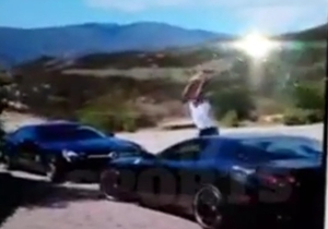 Gilbert Arenas Smashed His Girlfriend's Mercedes With A Cinder Block As Revenge For A Lost Netflix Password