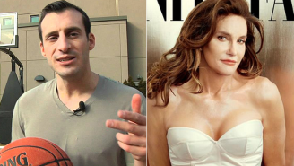 CBS' Doug Gottlieb Has Some Very Confusing Caitlyn Jenner Opinions