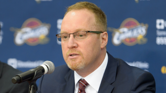 Former Cavs GM David Griffin Gives Us A Look Into What Makes The Trade Deadline Stressful