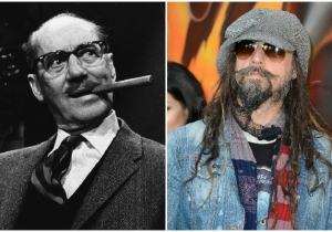 Rob Zombie's Planning To Direct A Non-Horror Movie About Groucho Marx