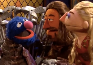 The People At 'Sesame Street' Behind Those Amazing Parodies Tell Us How They Do It