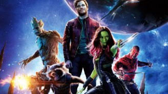 Chris Pratt And James Gunn Celebrate The One-Year Anniversary Of 'Guardians Of The Galaxy'