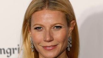 Was Gwyneth Paltrow right to call a reporter's question misogynistic?