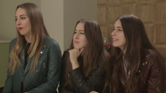 HAIM Begrudgingly Return For Another Helping Of 'Sound Advice'