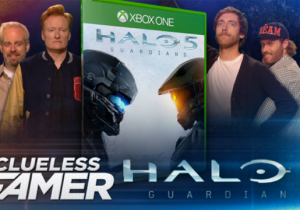 The Cast Of 'Silicon Valley' Took On Conan In 'Halo 5: Guardians' On 'Clueless Gamer'