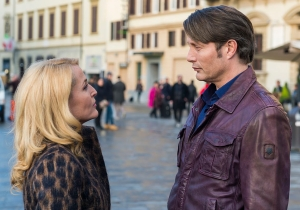 Review: 'Hannibal' – 'Secondo': The first silence of the lambs?