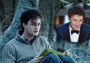 Eddie Redmayne Is Officially On Board For The Upcoming 'Harry Potter' Spinoff