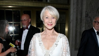 Helen Mirren Confirms That Ageism In Hollywood Is 'F*cking Outrageous'