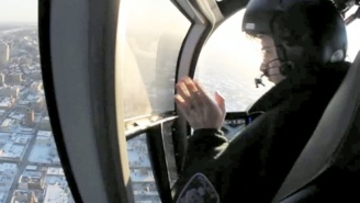 Whoops! Winnipeg Police Accidentally Broadcast A Blowjob Conversation From A Helicopter