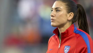 Hope Solo Called Sweden 'Cowards' And Their Winning Coach Fired Back