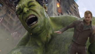 Chris Pratt Wants To See A Space Dance-Off Between Hulk And Star-Lord