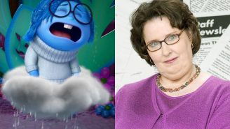 How Phyllis Smith's Sadness became the unlikely heart of 'Inside Out'