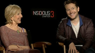 'Insidious 3' star Lin Shaye's fierce Ellen Ripley moment was real: 'I had had it'
