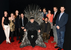 A Few Lucky Fans Will Get To Watch The 'Game Of Thrones' Finale On The Real Iron Throne
