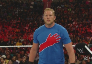 Jack Swagger Has Asked For His Release From WWE