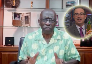 Indicted FIFA Official Jack Warner Responded To John Oliver's Paid Spot On Trinidad TV