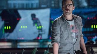 Jake Johnson On Why He's The New Samuel L. Jackson In 'Jurassic World'