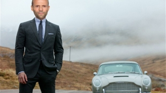 Would Jason Statham Like To Be The Next James Bond? 'Abso-f*cking-lutely.'